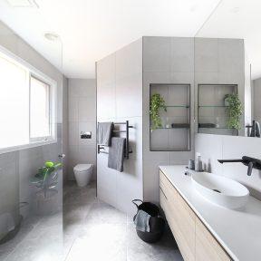 Bathroom Renovations Melbourne by MJ Harris Carpentry